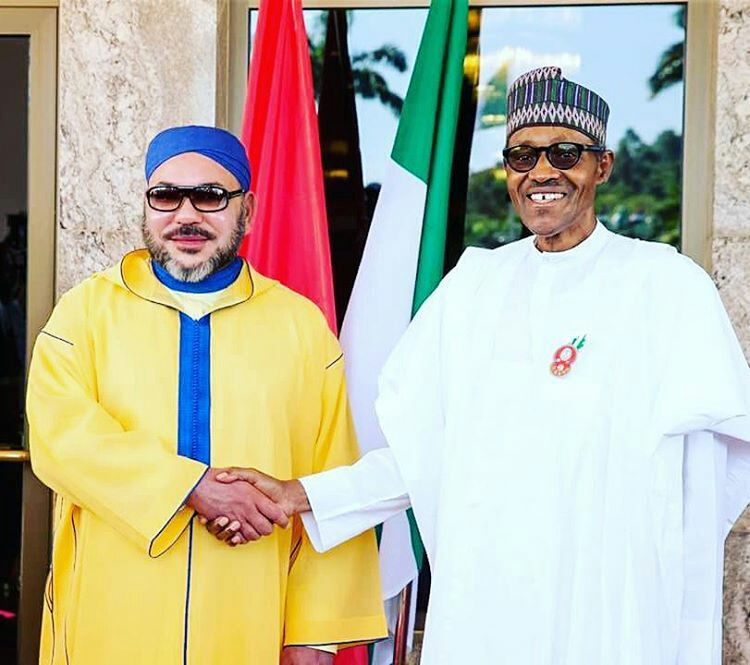 King of Morocco rejoices with Buhari, says Nigerians have confidence in him