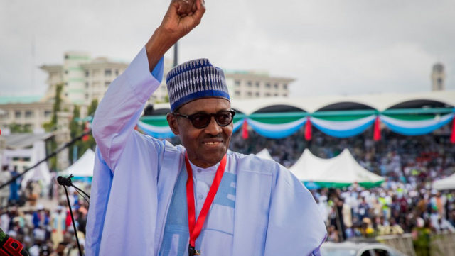 Presidential campaign: What Buhari told Lagos crowd
