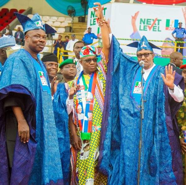 Ogun rally: APC regrets attack on president, others, blames Amosun