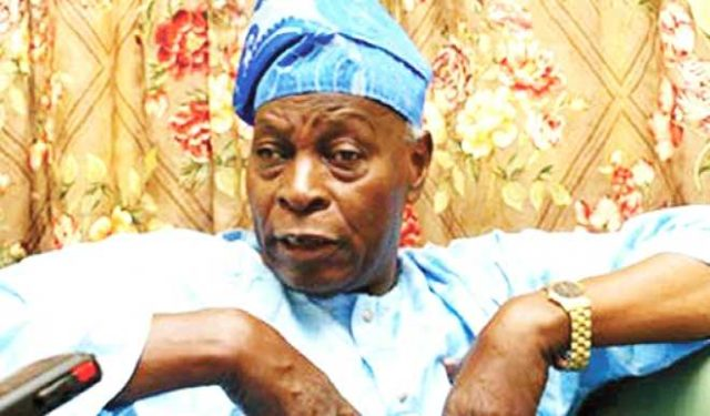 Falae quits politics, states reason