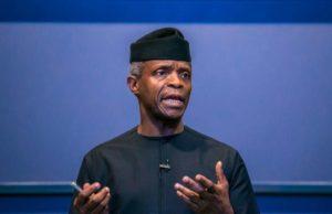I'll waive my constitutional immunity to fight falsehood –Osinbajo