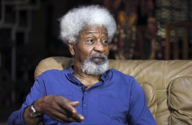 A parable from national urban reality (Excerpt from Soyinka's new novel)