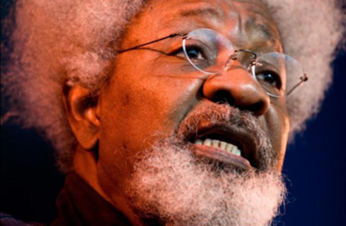Rein in your wild dog, Wole Soyinka warns 'President-General Buhari'