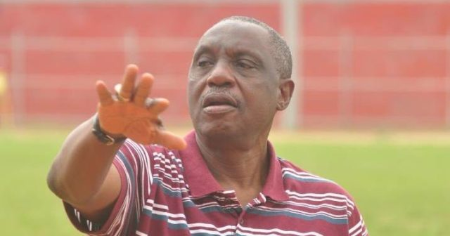 BREAKING: Taiwo Ogunjobi, former NFF Secretary-General, is dead