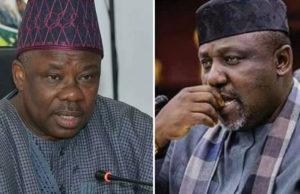 Finally, APC suspends Amosun, Okorocha
