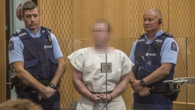 Christchurch shootings: Attack suspect Brenton Tarrant appears in court
