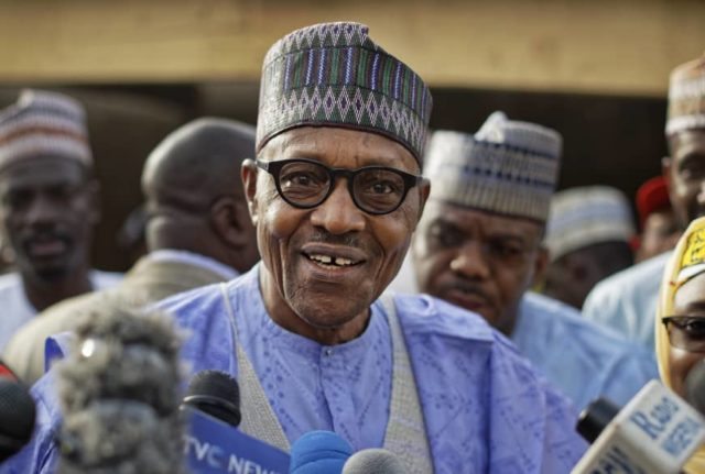 On this last lap, I'll do my best to carry everyone along -Buhari