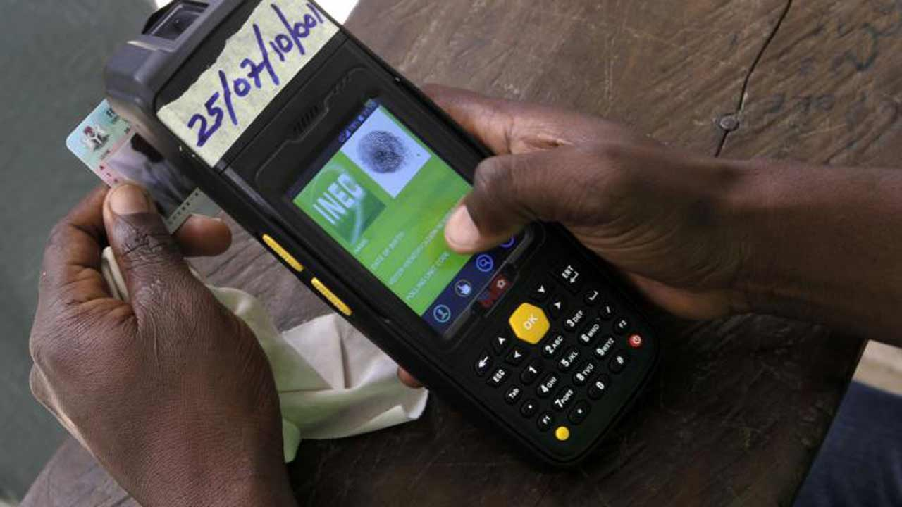 We will continue to use, deploy Smart Card Reader -INEC