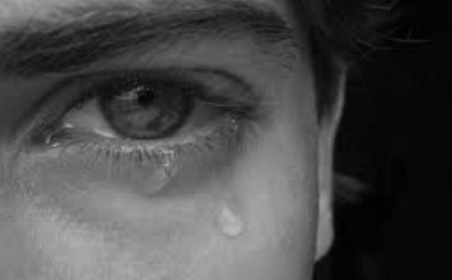 When crying is necessary, good for you -Expert