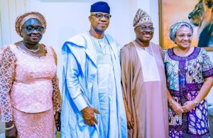 Be ready to step on toes, Ajimobi warns Ogun Governor-Elect, Dapo Abiodun