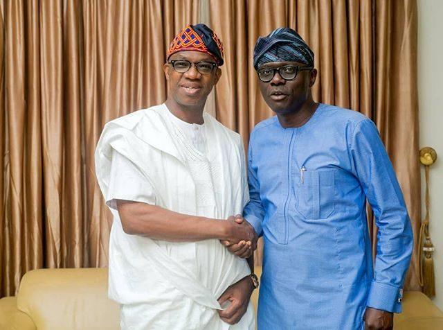 Why Sanwo Olu, Abiodun are capable hands –Oyetola