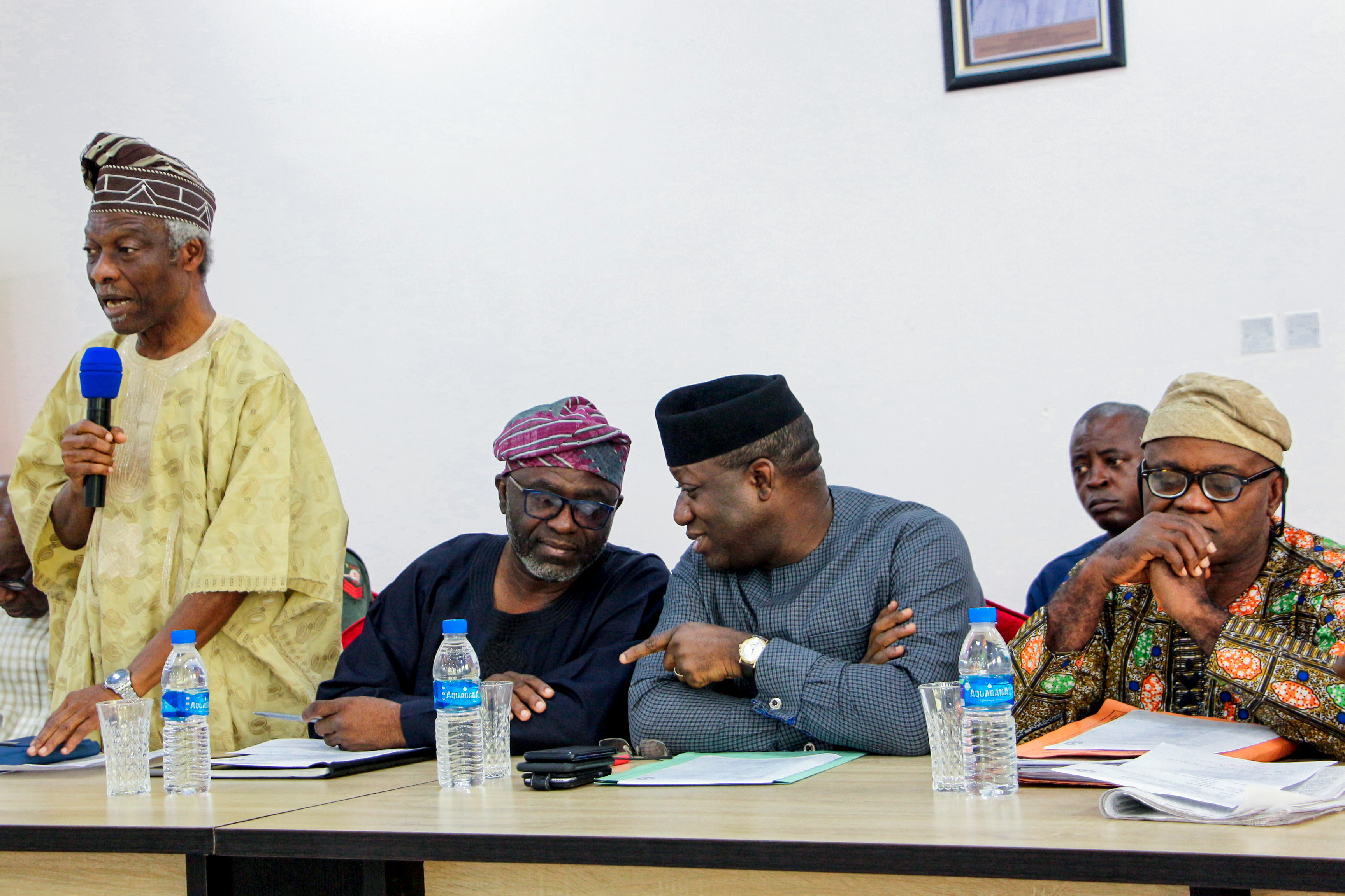 Restructuring: Be more tactical in your approach, Fayemi urges South West leaders