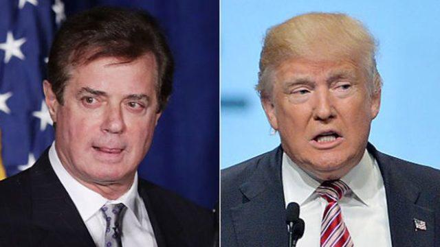 Fraud: Ex-Trump campaign chief, Paul Manafort, jailed