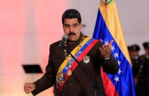 Venezuela: Maduro thanks military for defeating 'coup'
