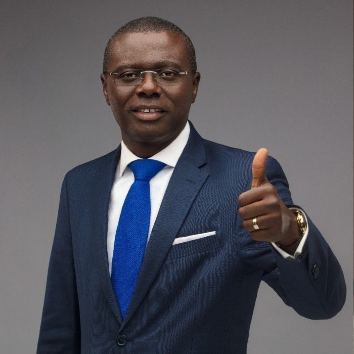 Appeal Court upholds Sanwo-Olu's election as Governor of Lagos