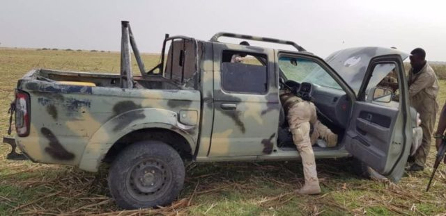 Nigerian, Cameroon, Chadian forces kill 90 Boko Haram fighters
