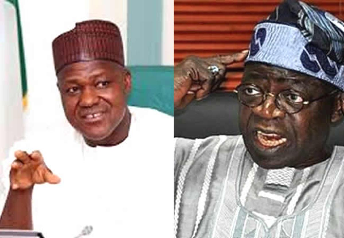 Dogara to Tinubu: Lust for power has beclouded your reasoning