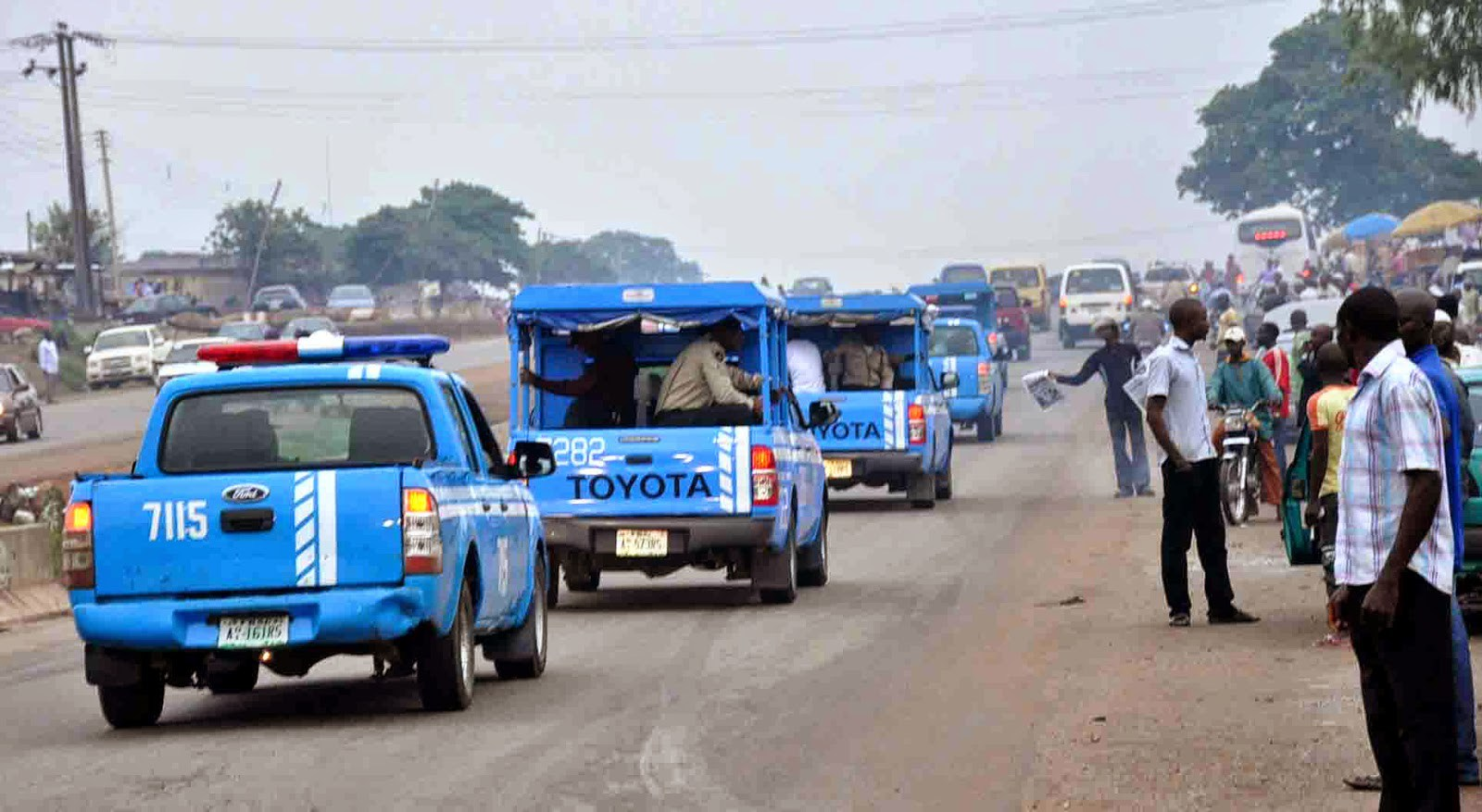Eid-el-Fitri: FRSC deploys personnel for crash-free celebration