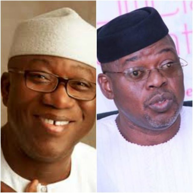 Ekiti APC: Stakeholders and their concerns, By Segun Dipe