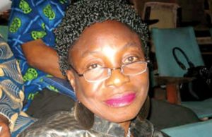 Stella Oyedepo, National Theatre GM, is dead