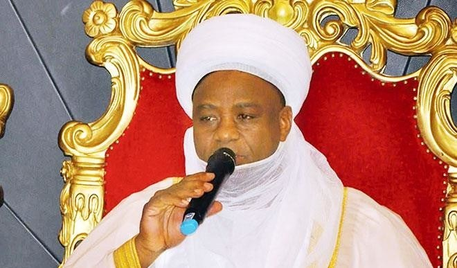 Sultan urges muslims to fight for their rights peacefully