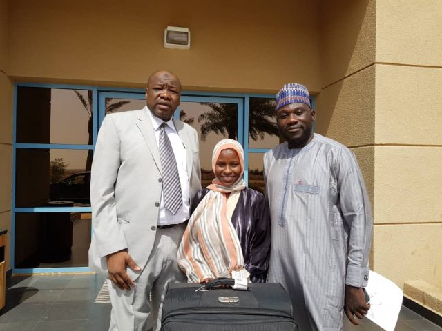Zainab Aliyu freed over wrongful drug-related charges in Saudi back home