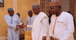 JUST IN: I rate Saraki and Dogara very low in area of patriotism –Buhari
