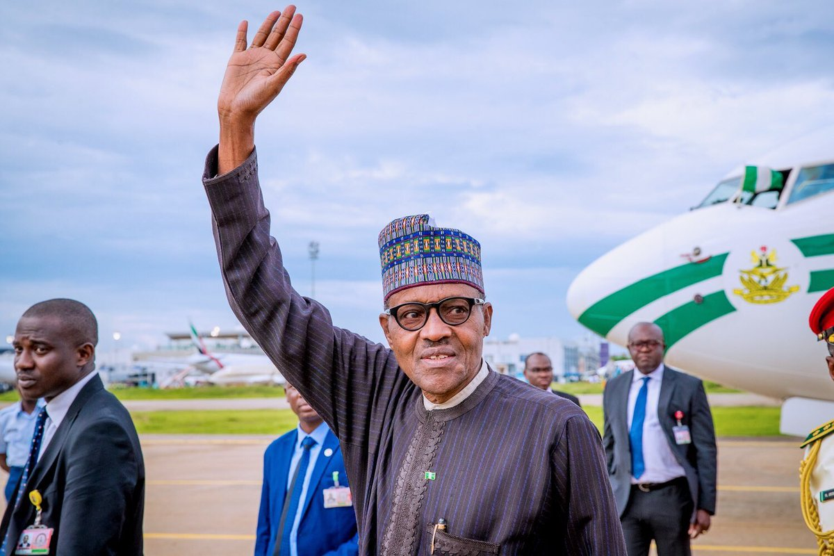 Aswan Forum: Buhari leaves Abuja for Egypt Tuesday