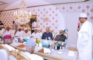 I'll always abide by your decisions, Buhari tells judiciary