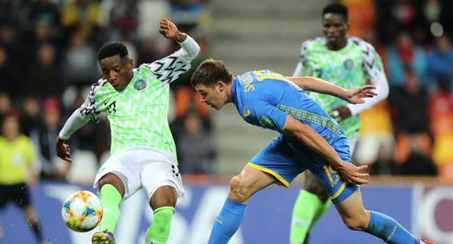 U-20 World Cup: How Flying Eagles miraculously entered knockout stage