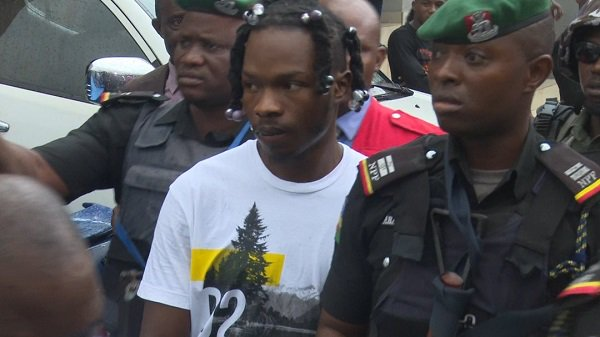 Lockdown violation: Naira Marley in police net, to be arraigned Tuesday