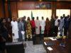Okowa call for collaborative efforts against Malaria, AIDS, Tuberculosis