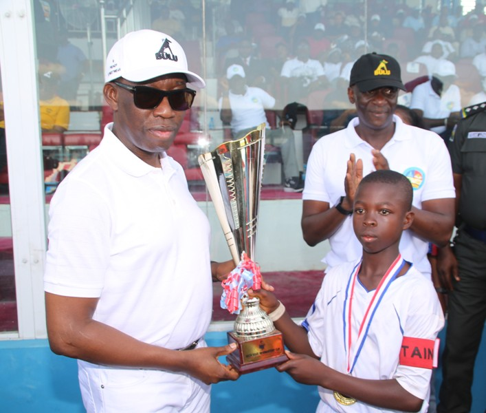 Delta Schools Sports Festival is an avenue to discover talents –Okowa