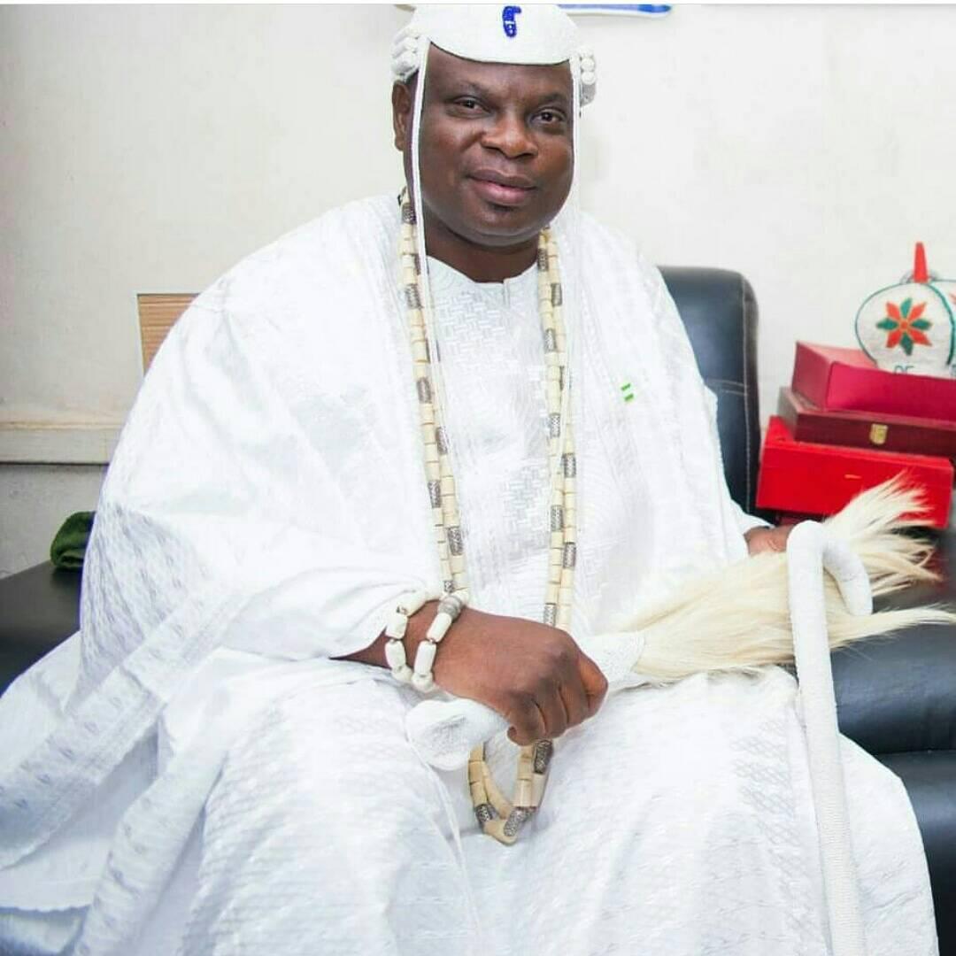 Ota agog as Olota, Obalanlege, celebrates first coronation anniversary