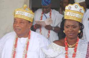 Osifeso bags chieftaincy title, expresses hope of greater Awori Kingdom