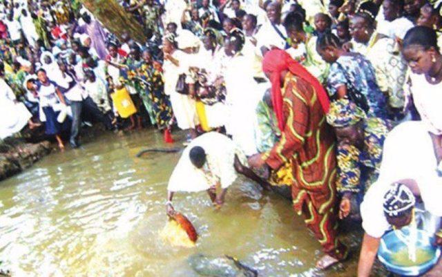 Osun Osogbo festival: OSUCCIMA, others collaborate