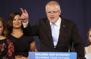 2019 Australia election: Morrison's coalition seeking shock majority