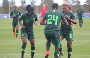 Tokyo 2020: Ivorians hold Super Falcons to barren draw