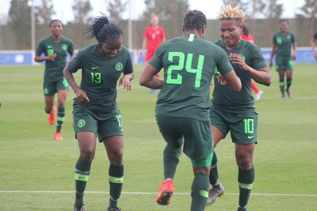 Tokyo 2020: Ivorians hold Super Falcons to barren draw