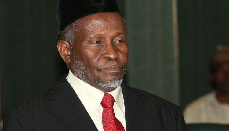 JUST IN: Senate confirms Tanko Mohammed as CJN