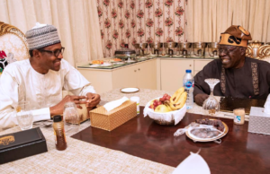Buhari hosts Tinubu to Ramadan breaking of fast at Aso Rock