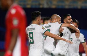 AFCON: Algeria defeats Nigeria, to meet Senegal in final