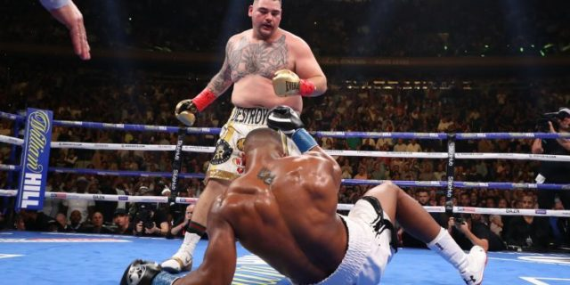 Andy Ruiz beats Anthony Joshua, now world heavyweight champion