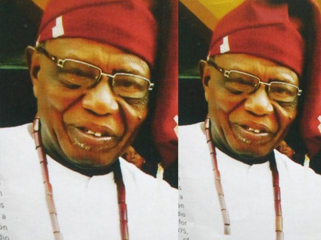 Tribute to the king of hearts: Balogun Kunle Delano
