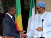 Buhari emphasizes need for peace in Benin Republic