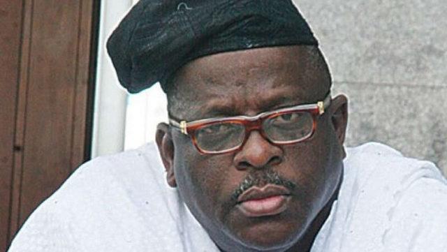 Ogun: Buruji Kashamu's faction of PDP joins APC