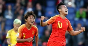 FIFA WWC: China beat South Africa to send Germany, France through