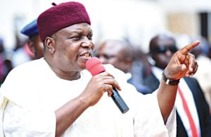 I'm working tirelessly to end Jukun, Tiv crisis – Gov Ishaku