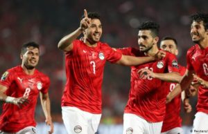 Egypt defeat Zimbabwe for first victory at 2019 AFCON