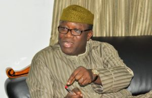 Ekiti: Govt speaks on attack on convoy of Fayemi's wife